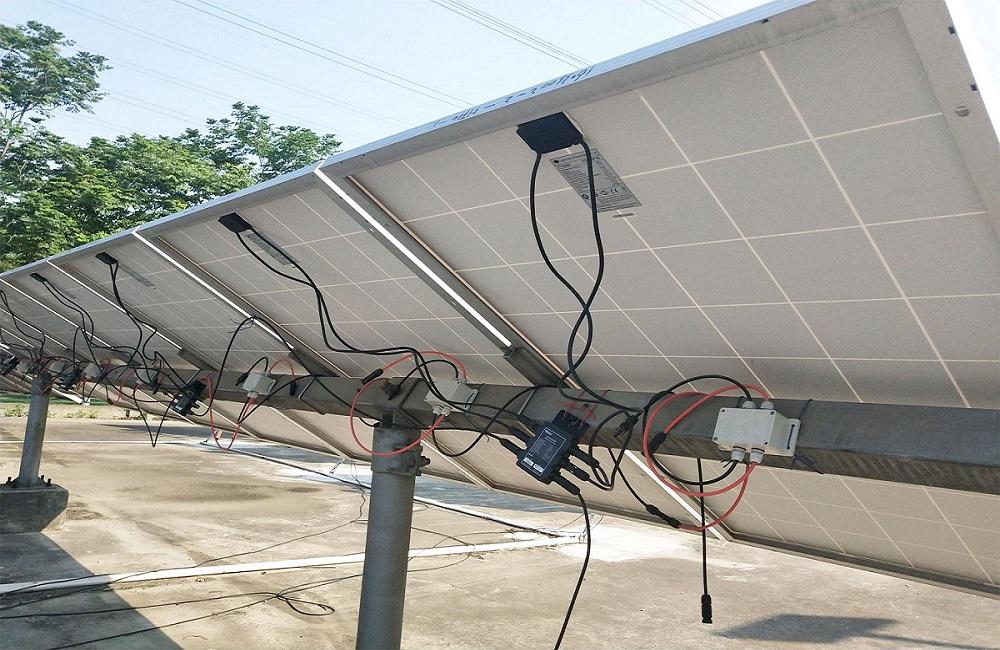 solar panel connector