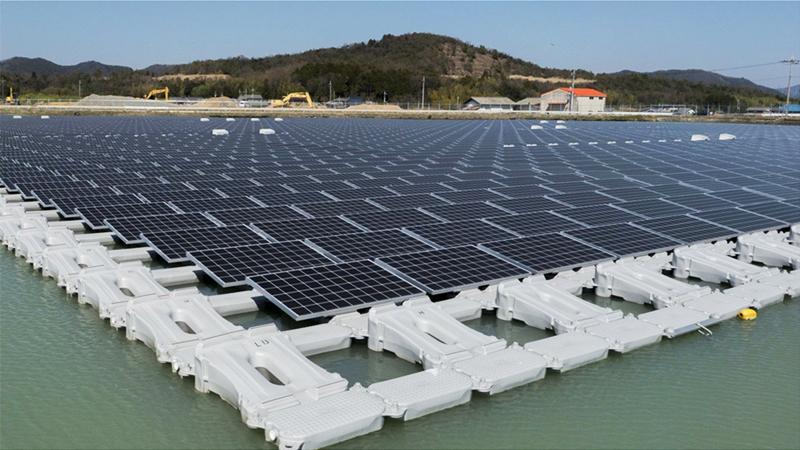 全球最大漂浮电站将在印尼建造,130亿2.2GW