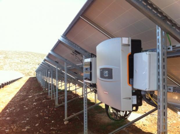 solar inverter use