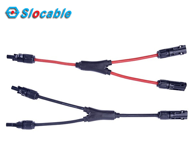 PV Y Branch Cable