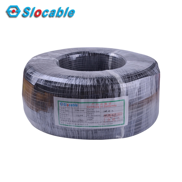 6mm twin core solar cable