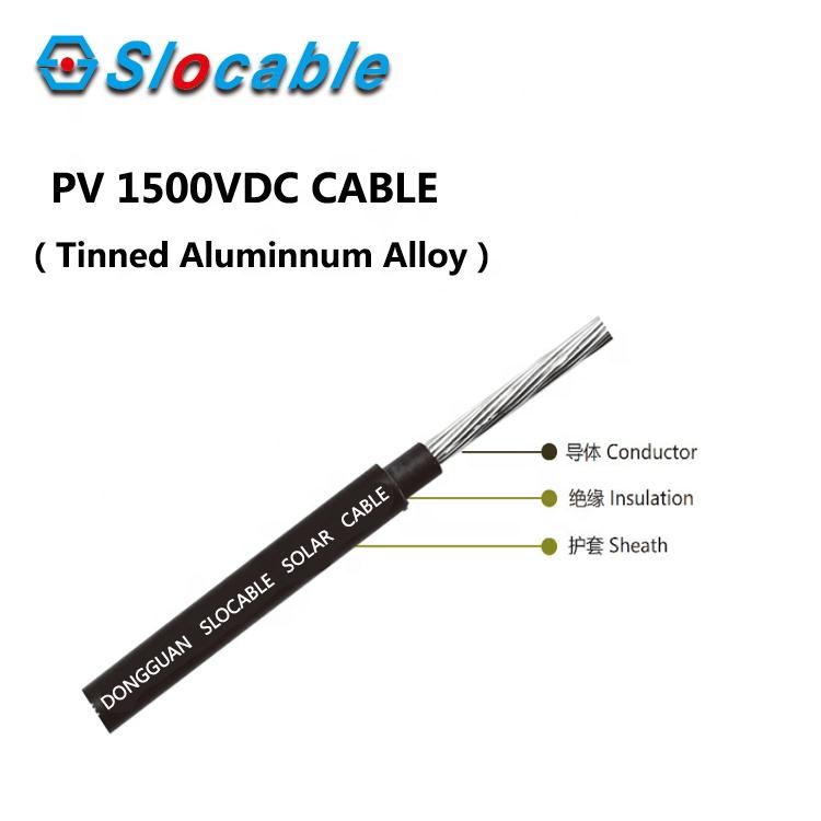 Slocable Aluminum PV Wire