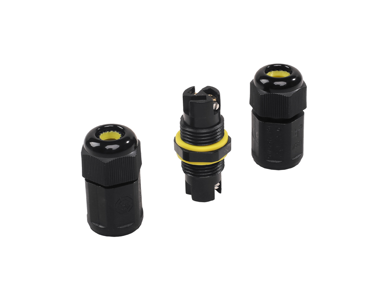 waterproof inline connector