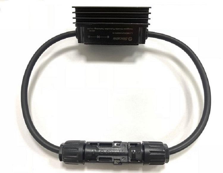 mc4 blocking diode