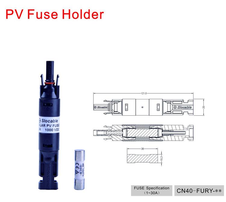 40 amp inline fuse