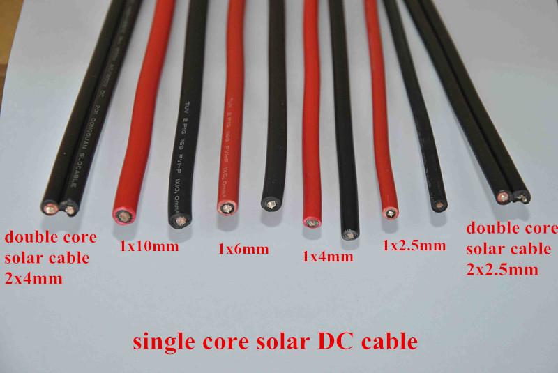 DC Solar Wire