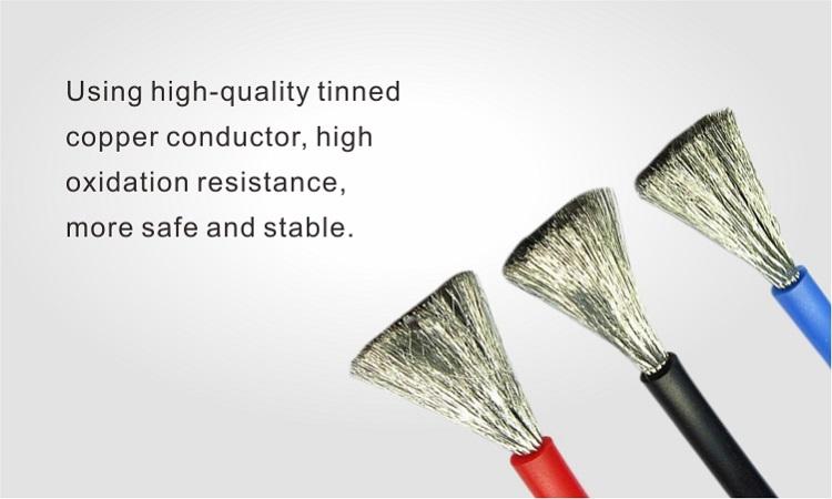 rubber cable advantages