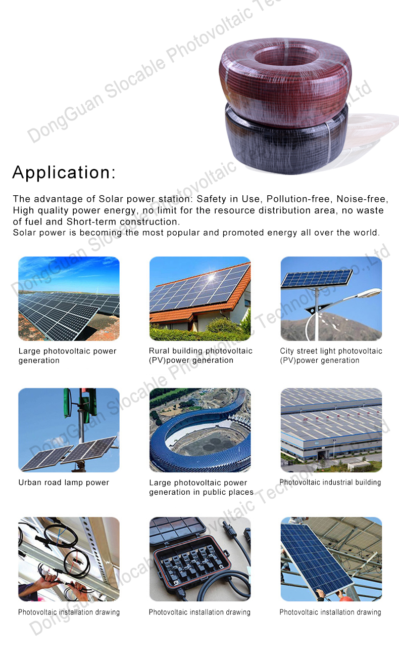 slocable solar application
